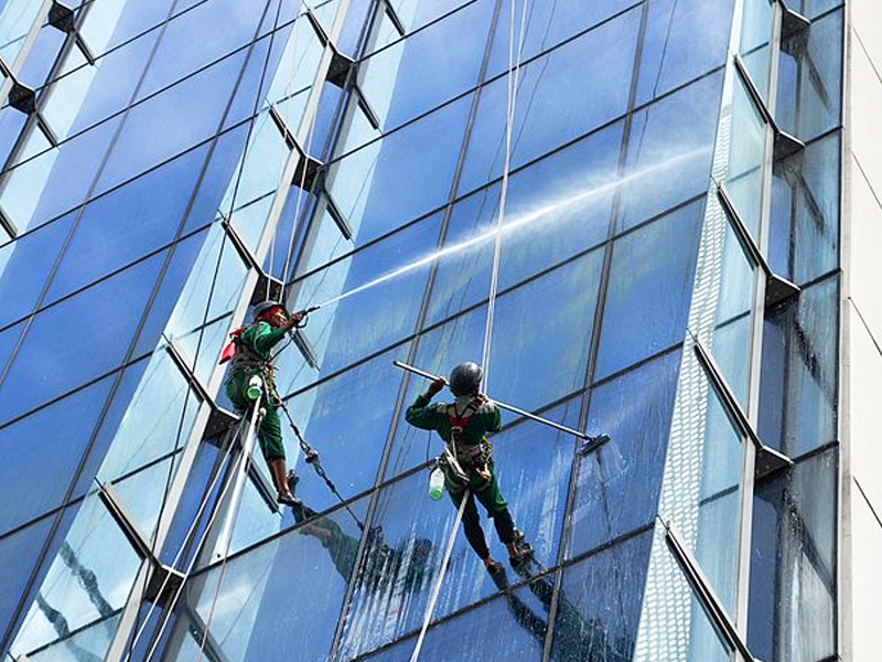 cleaning service bank di Indonesia
